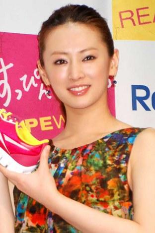 """『女性が選ぶ""""なりたい顔""""ランキング』2位の北川景子 (C)ORICON DD inc."""