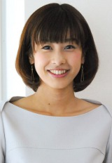 2連覇を達成したフジテレビ・加藤綾子アナウンサー(2010年11月撮影)