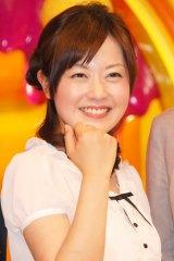 10位圏外から急上昇した、4位の日本テレビ・水卜麻美アナウンサー (C)ORICON DD inc.