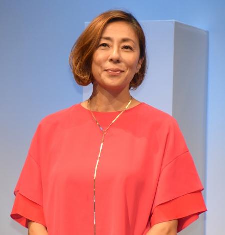 『アンチエイジングフェア in 台場』に出席したRIKACO (C)ORICON NewS inc.