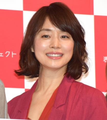 『資生堂 新プロジェクト発表会』に出席した石田ゆり子 (C)ORICON NewS inc.