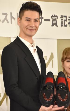 『第10回 日本シューズベストドレッサー賞』授賞式に出席したJOY (C)ORICON NewS inc.