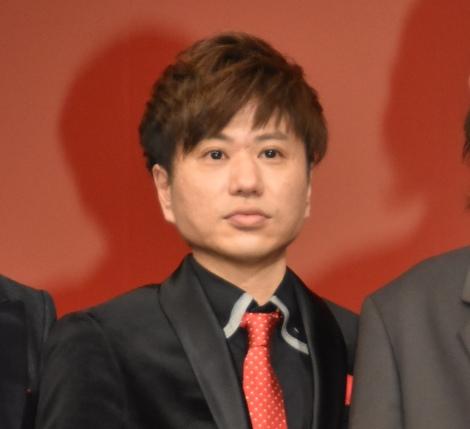 2丁拳銃の川谷修士=映画『火花』完成披露舞台あいさつ (C)ORICON NewS inc.