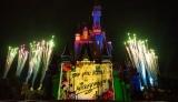 新キャッスルプロジェクション「ディズニー・ギフト・オブ・クリスマス」(C)Disney