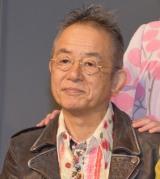 舞台『24番地の桜の園』初日公演前の記者会見に出席した串田和美氏 (C)ORICON NewS inc.