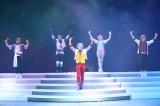 舞台『KING OF PRISM -Over the Sunshine!-』ゲネプロの模様(C)T2A/S/API/T/KPO
