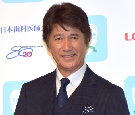 『ベストスマイル・オブ・ザ・イヤー2016』の授賞式に出席した草刈正雄 (C)ORICON NewS inc.