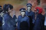 古川雄輝、市川知宏らキャストたちは和気あいあいとした雰囲気(C)映画『曇天に笑う』製作委員会(C)唐々煙/マックガーデン