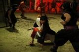 『曇天に笑う』撮影の模様 (C)映画『曇天に笑う』製作委員会(C)唐々煙/マックガーデン