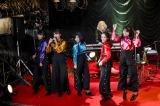 東京キネマ倶楽部『MTV Unplugged』の公開収録を行ったももいろクローバーZ Photo by HAJIME KAMIIISAKA
