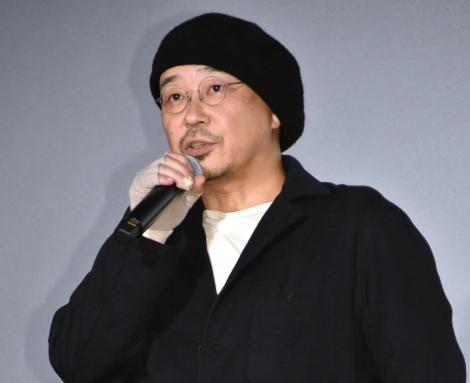 大森立嗣監督=映画『光』プレミア試写会 (C)ORICON NewS inc.
