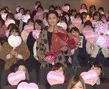 初主演映画『全員死刑』の公開直前イベントに出席した間宮祥太朗 (C)ORICON NewS inc.