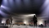 コンサート中のステージからみた客席のイメージ=横浜みなとみらい21の38街区に2020年春開業予定の音楽アリーナ