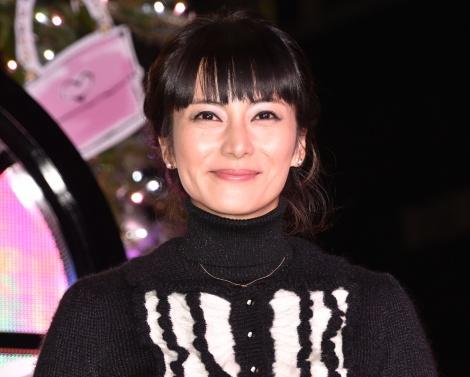 東京・渋谷ヒカリエ『Shibuya Hikarie Christmas 2017〜WONDERLAND〜』クリスマスツリー点灯式に出席した柴咲コウ(C)ORICON NewS inc.