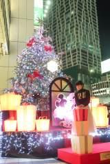 『Shibuya Hikarie Christmas 2017〜WONDERLAND〜』クリスマスツリー点灯式に出席した柴咲コウ (C)oricon ME inc.