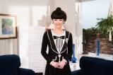 テレビ朝日系帯ドラマ劇場『トットちゃん』黒柳徹子を演じるのは清野菜名。劇中で『徹子の部屋』第1回の放送を再現(C)テレビ朝日