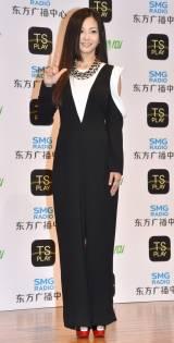 『第25回 CHINESE TOP10 MUSIC AWARDS』のライブイベントに出演する倉木麻衣 (C)ORICON NewS inc.