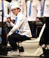 佐藤満春=『ホワイト・アルバム』発売記念ライブ前囲み取材(C)ORICON NewS inc.