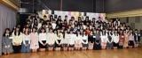 『第3回AKB48グループ ドラフト会議 候補者オーディション』3次審査通過者をお披露目 (C)ORICON NewS inc.