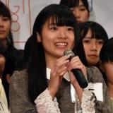 『第3回AKB48グループ ドラフト会議 候補者オーディション』3次審査で獲得ポイント3位の安藤千伽奈さん (C)ORICON NewS inc.