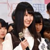 『第3回AKB48グループ ドラフト会議 候補者オーディション』3次審査を通過した對馬優菜子さん (C)ORICON NewS inc.