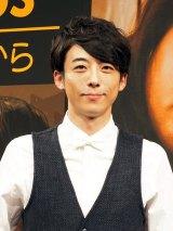 NHK総合で放送中の海外ドラマ『THIS IS US 36歳、これから』主人公の一人、ケヴィンの吹き替え声優を務めている高橋一生 (C)ORICON NewS inc.