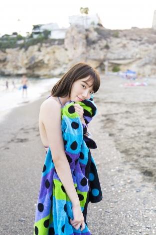 サムネイル 1st写真集『NO GAZPACHO』を発売する飯豊まりえ (撮影/矢西誠二)