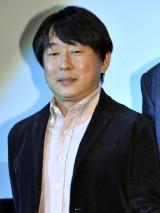 映画『一礼して、キス』初日舞台あいさつに登壇した古澤健監督 (C)ORICON NewS inc.