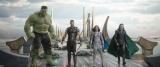 3位の『マイティ・ソー バトルロイヤル』 (C)Marvel Studios 2017