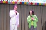 TBS系連続ドラマ『監獄のお姫さま』に前川清が本人役で出演 (C)TBS
