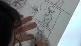 恋愛にオクテな漫画家が恋愛漫画を描く理由(C)関西テレビ