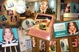 西野カナの新作とコラボしたフォトジェニックなカフェ「LOVE it Cafe」