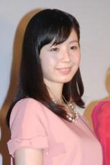 映画『赤×ピンク』初日舞台あいさつに登壇した小池里奈 (C)ORICON NewS inc.