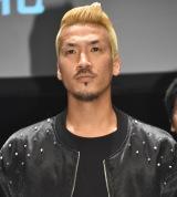 秋元康氏プロデュースする劇団「4ドル50セント」うえきやサトシ (C)ORICON NewS inc.