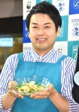 『サステナブル・シーフード・ウィーク 2017 スペシャルイベント』に出席した松橋周太呂 (C)ORICON NewS inc.