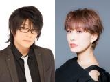 パペットアニメーション映画『ムーミン谷とウィンターワンダーランド』(12月2日公開)に声の出演。森川智之、朴ロ美の2人で18のキャラクターを担当
