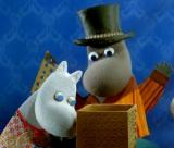 ムーミンパパ(CV:森川智之)(C)Filmkompaniet / Animoon  Moomin Characters TM
