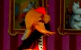 パペットアニメーション映画『ムーミン谷とウィンターワンダーランド』(12月2日公開)フィリフヨンカ(CV:朴ロ美)(C)Filmkompaniet / Animoon  Moomin Characters TM