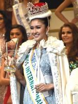 「ミス・インターナショナル」頂点にインドネシア代表21歳、ケビン・リリアナさん (C)ORICON NewS inc.