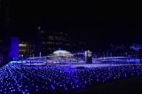 東京ミッドタウンで行われた『ミッドタウン・クリスマ 2017』クリスマスイルミネーション点灯式の模様 (C)ORICON NewS inc.