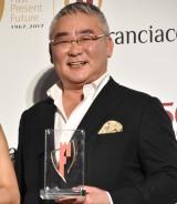 『第1回 フランチャコルタ イタリアアワード』に選出された徳岡邦夫氏