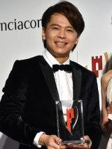 『第1回 フランチャコルタ イタリアアワード』に選出された中川晃教