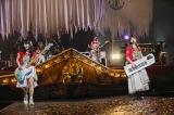 メジャーデビュー5周年記念日に日本武道館でツアーファイナルを迎えたSILENT SIREN Photo by HAJIME KAMIIISAKA