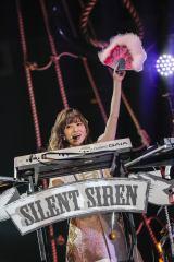 ゆかるん=『5th ANNIVERSARY SILENT SIREN LIVE TOUR 2017「新世界」』最終公演より Photo by HAJIME KAMIIISAKA