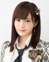 NMB48の17thシングル「ワロタピーポー」選抜メンバーの山本彩(C)NMB48