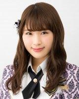NMB48の17thシングル「ワロタピーポー」選抜メンバーの渋谷凪咲(C)NMB48