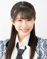 NMB48の17thシングル「ワロタピーポー」選抜メンバーの上西怜(C)NMB48