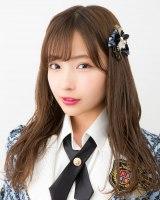 NMB48の17thシングル「ワロタピーポー」選抜メンバーの村瀬紗英(C)NMB48