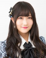 NMB48の17thシングル「ワロタピーポー」選抜メンバーの矢倉楓子(C)NMB48