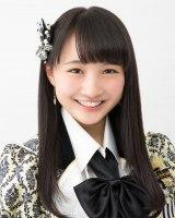 NMB48の17thシングル「ワロタピーポー」選抜メンバーの山本彩加(C)NMB48